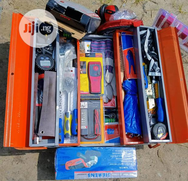 Mechanical Tools Box For Sale