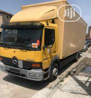 Mercedes-benz Atego 2004 Yellow | Trucks & Trailers for sale in Lagos State, Oshodi-Isolo