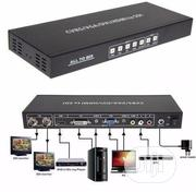 AV VGA Dvi HDMI to Sdi Converter | Accessories & Supplies for Electronics for sale in Lagos State, Ikeja