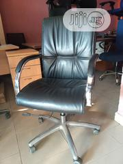 Leather Officer's Chair   Furniture for sale in Lagos State, Lekki Phase 1