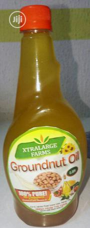 Organic Choresteral Free Ground Nut Oil | Meals & Drinks for sale in Lagos State, Lagos Mainland