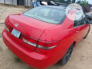 Honda Accord 2003 Red | Cars for sale in Rivers State, Obio-Akpor