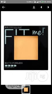 Maybeline Fit Me Powder | Makeup for sale in Lagos State, Apapa