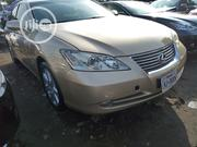 Lexus ES 2007 Gold | Cars for sale in Lagos State, Apapa