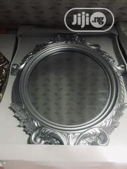 Silver Oval Mirror | Home Accessories for sale in Lagos State, Ikeja