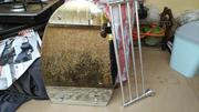 Bathroom Mirror And Towell Holder | Home Accessories for sale in Abuja (FCT) State, Central Business District