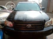 Toyota Highlander 2007 Black | Cars for sale in Lagos State, Agege