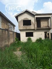 Uncompleted Five Bedroom Duplex For Sale At Abiola Estate Ayobo. | Houses & Apartments For Sale for sale in Lagos State, Alimosho