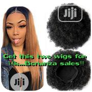 Human Hair Ombre Straight Wig | Hair Beauty for sale in Lagos State
