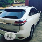 Lexus RX 350 AWD 2013 White | Cars for sale in Lagos State, Magodo