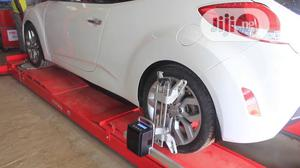 Computerized Wheel Alignment For Your Car