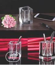 Crystal Pen Holder | Stationery for sale in Lagos State, Lagos Mainland