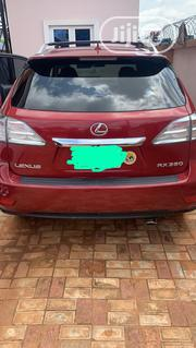 Lexus RX 2014 350 AWD Red | Cars for sale in Anambra State, Onitsha