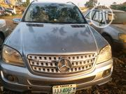 Mercedes-Benz M Class 2006 Blue | Cars for sale in Lagos State, Alimosho