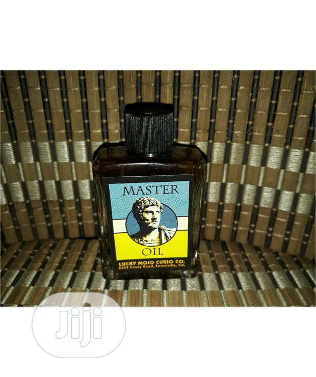 Archive: Lucky Mojo Master Oil
