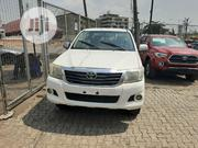 Toyota Hilux 2012 2.0 VVT-i SRX White | Cars for sale in Lagos State, Surulere