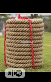 Durable Tug Of War Rope Multi Purpose Skidproof Twisted Linen Rope | Sports Equipment for sale in Rivers State, Port-Harcourt