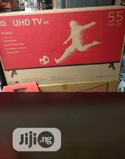 LG 55inch LED Uhd Tv4k, Hdmi, Usb, | TV & DVD Equipment for sale in Lagos State, Lekki Phase 1