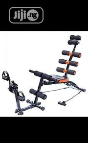 Multi Functional Six Pack Care Wonder Core With Pedals Ropes | Sports Equipment for sale in Rivers State, Port-Harcourt