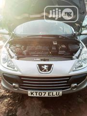 New Peugeot 307 2007 Silver | Cars for sale in Kaduna State, Kaduna