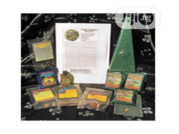 Archive: Lucky Mojo Money Drawing Kit