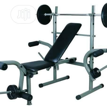 Weight Lifting Bench.