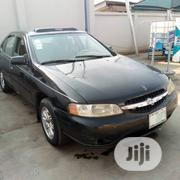 Nissan Altima 2000 Black   Cars for sale in Lagos State, Ikotun/Igando