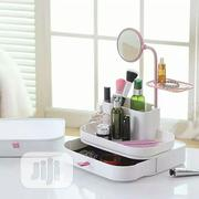 Makeup Organizer With Mirror | Home Accessories for sale in Lagos State, Lagos Mainland