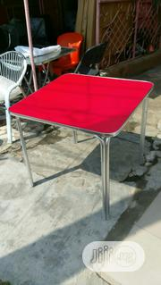 Resturant Quality Table and Iron Chair | Furniture for sale in Lagos State, Ojo