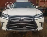 Lexus LX 2017 White | Cars for sale in Lagos State, Lagos Mainland