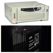 1KVA Inverter With One 200AH Battery & Installation | Building & Trades Services for sale in Edo State, Benin City