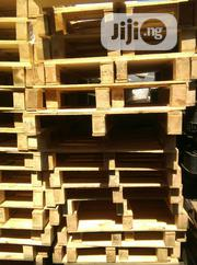 Clean Wood Pallets For Storage | Building Materials for sale in Lagos State, Agege