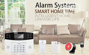 Professional Wireless Home Office Security System Remote Control