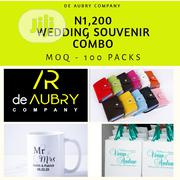 Wedding Souvenir & Gift Combo: You Get Branded Bag, Mug And Cardholder | Party, Catering & Event Services for sale in Lagos State, Maryland