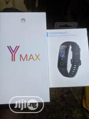 New Huawei Y Max 128 GB Black | Mobile Phones for sale in Lagos State, Alimosho