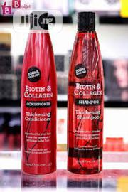 Biotin Shampoo And Conditioner | Hair Beauty for sale in Lagos State, Mushin