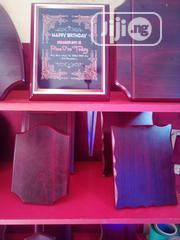 Wood Award With Customize | Arts & Crafts for sale in Lagos State, Lagos Mainland