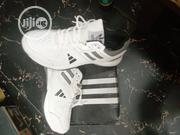 Long Tennis Canvas White Adidas | Shoes for sale in Lagos State, Lagos Mainland