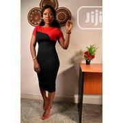 Magnificent Short Sleeves Dress | Clothing for sale in Lagos State, Lekki Phase 1