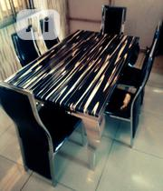 6- Seat Marble Luxury Dinning Set | Furniture for sale in Lagos State, Ibeju