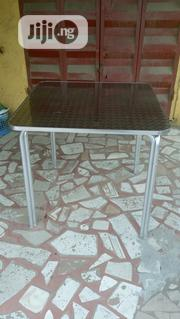 Resturant Aluminum Table With 4leg | Furniture for sale in Lagos State, Ojo