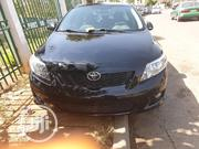 Toyota Corolla 2009 Black | Cars for sale in Abuja (FCT) State, Garki 1
