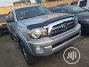 Toyota Tacoma 2010 Double Cab V6 Silver | Cars for sale in Lagos State, Ilupeju