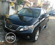 Lexus RX 2011 Black   Cars for sale in Lagos State, Victoria Island