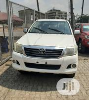 Toyota Hilux 2.0 VVT-i 2012 White | Cars for sale in Lagos State, Surulere
