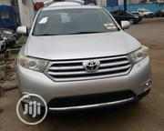 Toyota Highlander 2011 Limited Silver | Cars for sale in Lagos State, Isolo