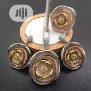 Zirconia Sets Pendant, Earring, Chain And Ring | Jewelry for sale in Lagos State, Alimosho