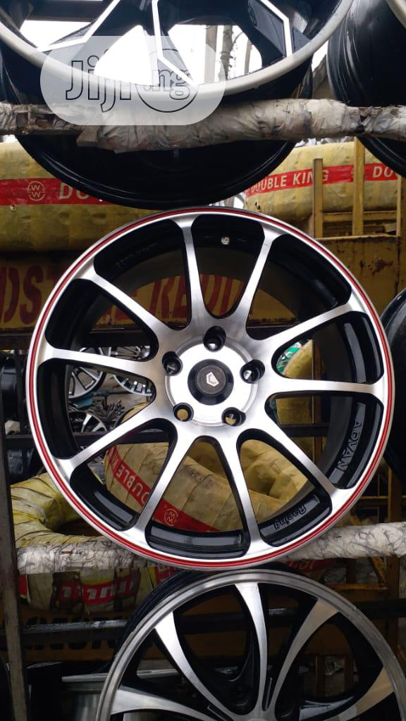 Universal 17 Inch Wheel For All Cars