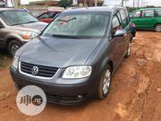Volkswagen Touran 2.0 FSI Highline 2007 Gray | Cars for sale in Lagos State, Isolo