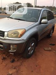 Toyota RAV4 2003 Automatic Silver | Cars for sale in Delta State, Oshimili South